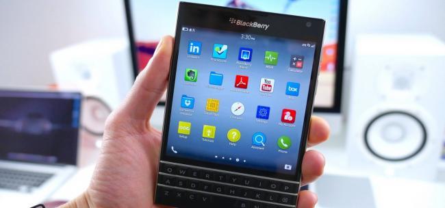 Установка приложения WhatsApp на BlackBerry 10